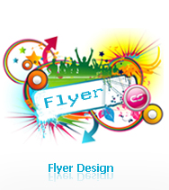 flyer designing services for business, events or club flyers
